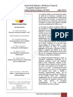 Reporte Epidemiologico SA No 2