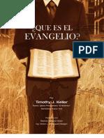 Keller, Tim - Que Es El Evangelio_newinfo