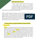 PERAN PENTING & Langkah Membangun ISO 9001/KONSULTANISO9001 / KONSULTANISO14001 / CONSULTANTSOHSAS18001 / KONSULTANISO22000 /HP. 08159767636