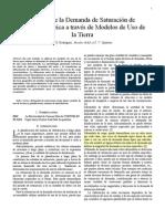 IEEE_Calculo de La Demanda de Saturacion de Energia Electrica
