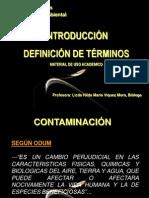 Contaminacion ambiental clase1
