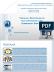 Ventajas-Desventajas Del Uso de Facebook