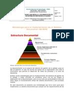 Metodologia Para Un Sistema Documental