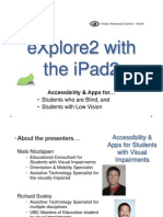 ipad2 modified presentation