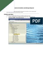 MI31 - Criar documento de inventário sem estoque especial
