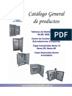Catalogo Product Os