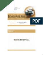 Mineria IIMP Explotacion de Minas