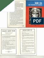 Nabi Isa Dari Palestina Ke Kashmir-syafi r.batuah