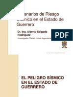 Situación Actual y Escenarios de Riesgo Sísmico en Guerrero