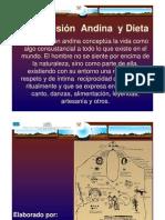 Cosmovision Andina y Dieta