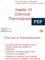 chap19 notes thermodynamics.ppt