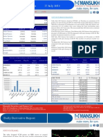 Derivative 17 July 2013  By Mansukh Investment and Trading Solution