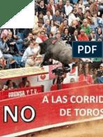 La Irracionalidad de las Corridas de Toros (Matar nunca será un arte)