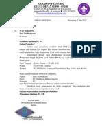 Surat Permohonan Izin Latihan Gabungan