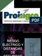 Presentación riesgo electrico