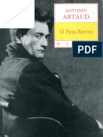 ARTAUD, Antonin. O Pesa Nervos (Hiena Editora 1991)