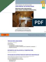 SINIESTROS MÁS FRECUENTES DEL SISTEMA ESTRUCTURAL - PATOLOGÍA PERICIAL