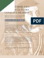 H. Cortés y sus cronistas