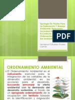 Tipología De Pautas Para La Ordenación Y Manejo eduardo