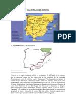 Vias Romanas de Hispania