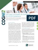 ICD Code Crosswalks