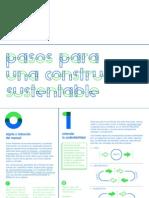 8 pasos para una construcción sustentable