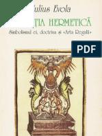 Evola-Julius-Tradiția-hermetică-Simbolismul-ei-doctrina-si-arta-regala
