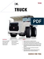 Terex Rigid Truck 100