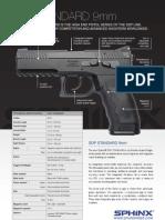 Sdp Standard Datasheet