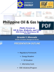 Platts Oil and Gas Forum July 2013