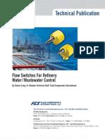 Refinery Water WWT 0513