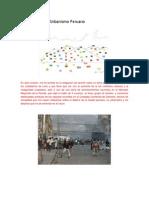 Conflictos en El Urbanismo Peruano