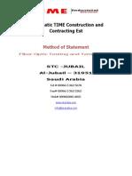 FOC Splice Working Procedure-OTDR