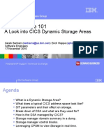 CICS a Look at Dynamic Storage