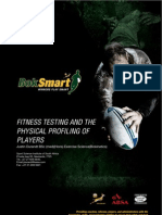 BokSmart - Fitness Testing and the Physical Profiling of Players