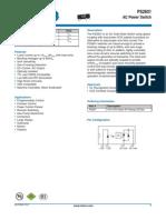 Valve PS2601-17308