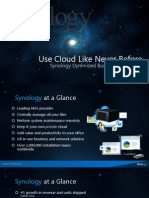 Synology NAS Systems - Optimized Business Solutions