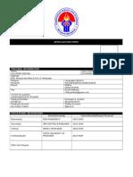 Aplication Form PPAN1