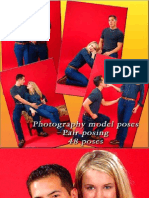 Photography Model Poses - Pair Posing