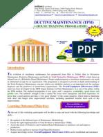 12.Total Productive Maintenance TPM