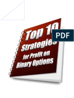 Best Binary Options Trading Strategy Guide 2013 - top 10 strategies for profit- Strategy Guide Preview