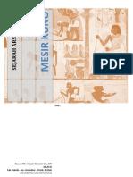 Sejarah Arsitektur i - Mesir Kuno
