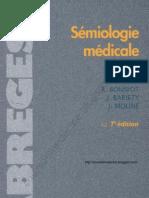 Abrégé de Sémiologie Médicale