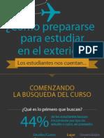 Infografia Para Estudiantes Internacionales