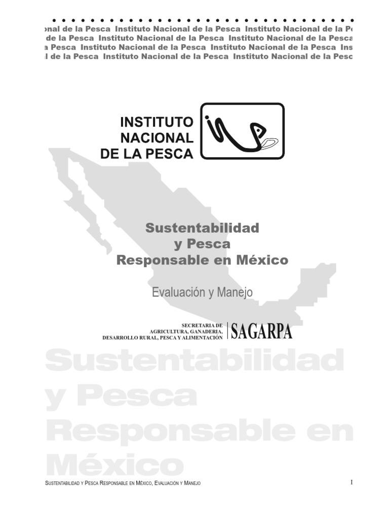 Sustentabilidad y Pesca Responsable Mex 988cd24436c31