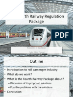 Fourth Railway Regulation Package