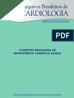 II Diretriz Brasileira de ICC Aguda