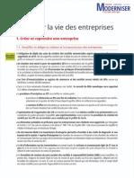 Mesures de simplifications administratives du gouvernement français