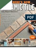 Black & Decker Here's How Ceramic Tile