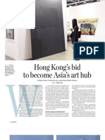 Art Basel HK on High Life Businessworld
